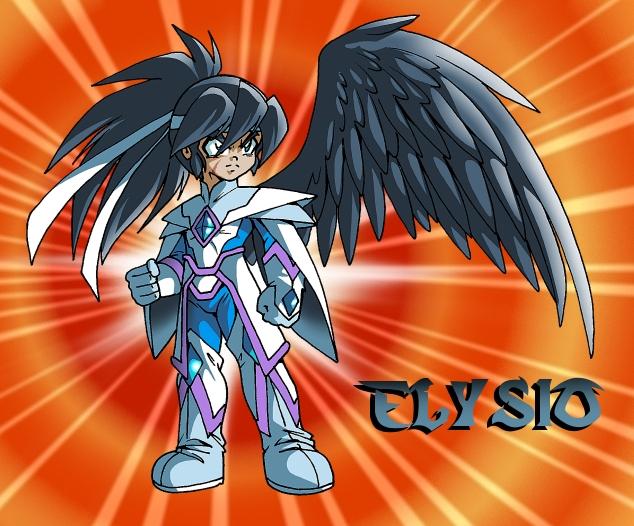 Elysio à partir du tome 9 (Les Légendaires)