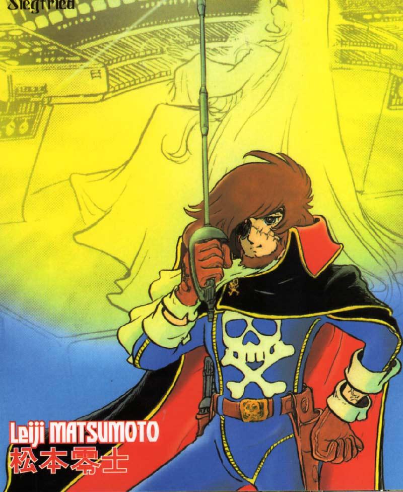 Great Harlock (père d'Albator)