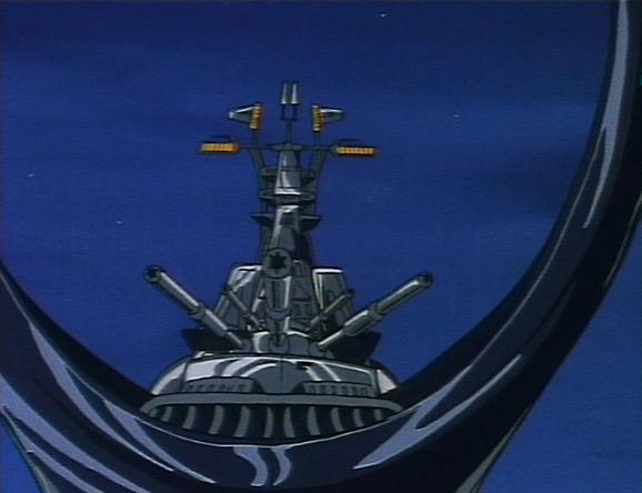 L'Ombre de la Mort - Death Shadow (Albator 84 - Harlock)