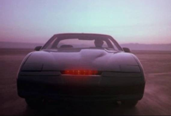 K.I.T.T. (K2000 - Knight Rider)