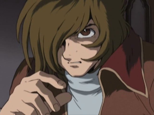 Tadashi Daiba (Captain Herlock, the Endless Odyssey)