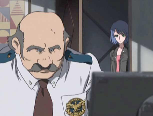 Nana est la fille du chef de la police