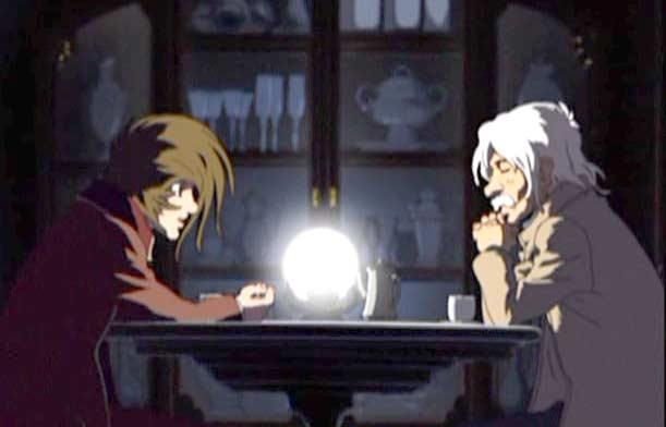 Tadashi retrouve son père décédé dans le monde de Noo