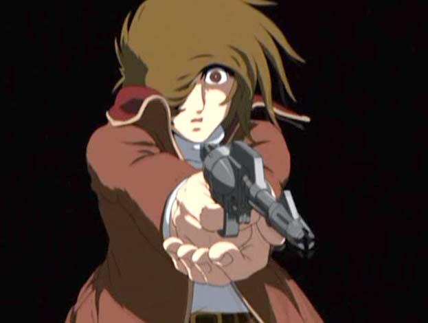 Tadashi doit tuer Albator pour tenir sa promesse de tuer le meurtrier de son père