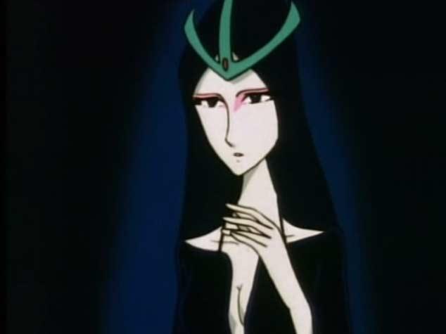 La Reine Sylvidra laisse transparaître quelques émotions vers la fin du dernier épisode