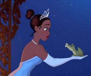 La princesse et la Grenouille (Disney)
