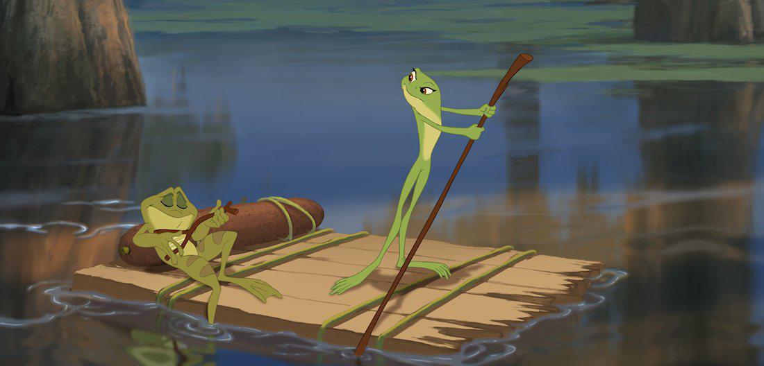 Le prince naveen princesse et la grenouille disney - La princesse et la grnouille ...