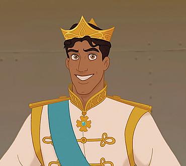 Le Prince Naveen (La princesse et la Grenouille) - Disney