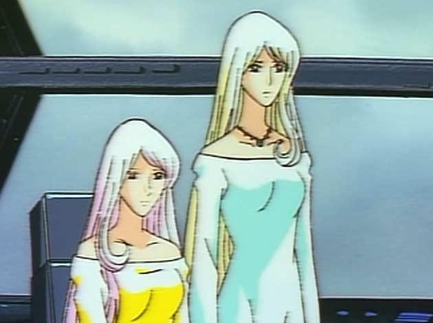 Miimé ressemble beaucoup à Freia seule la couleur de cheveux change