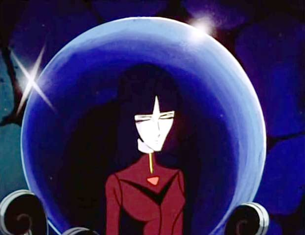 Tessia essaie de plaider la cause des civils auprès de Sylvidra, mais Sylvidra ne veut pas chercher une autre planète d'accueil que la Terre