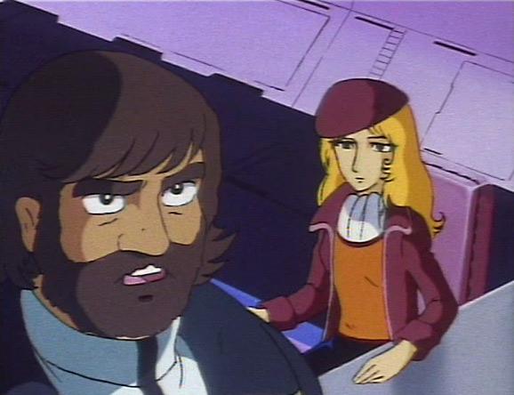 Le père de Nausica est rédacteur en chef du Journal de l'Espace