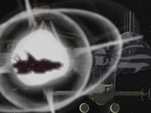 Nausica tombe dans un piège et perd son vaisseau (Endless Odyssey)