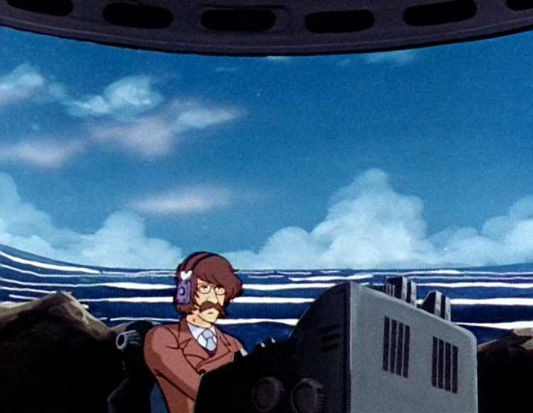 Le père de Nausica travaillait au développement de l'îlot sacré en tant qu'ingénieur et chef de projet