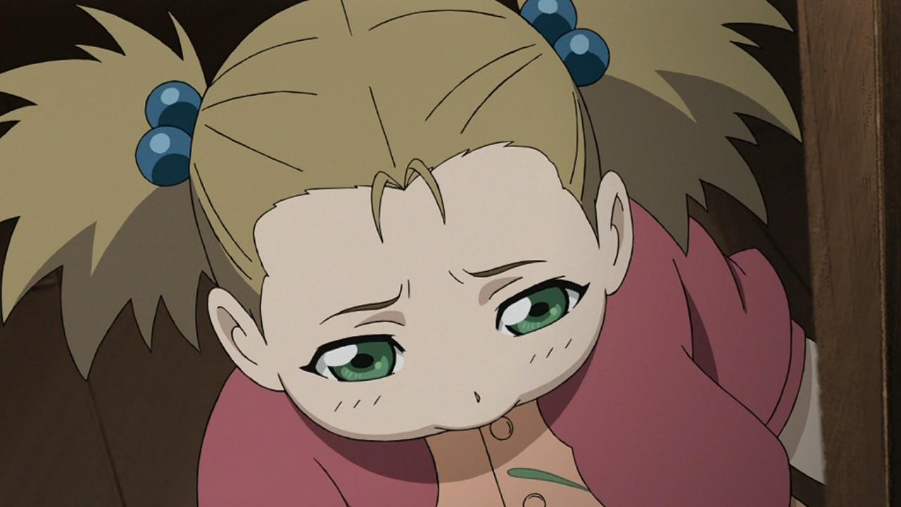 Nina la fille de Shô Tucker (Fullmetal Alchemist)