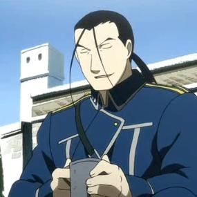 Kimblee pendant la guerre d'Ishbal (Fullmetal Alchemist 2009)