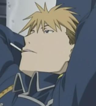Jean Havoc (Fullmetal Alchemist)