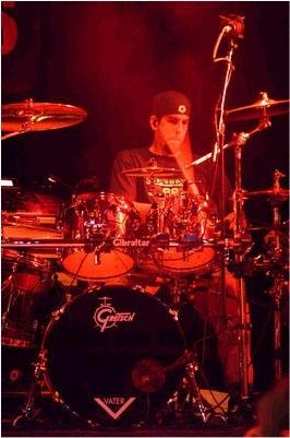 Robert Bourdon, batteur de Linkin Park