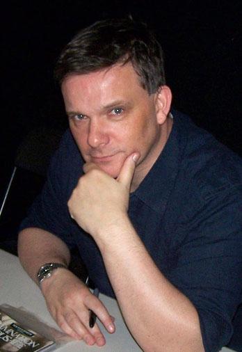 Ian Edginton