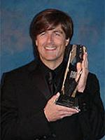 Thomas Newman et son Grammy Award