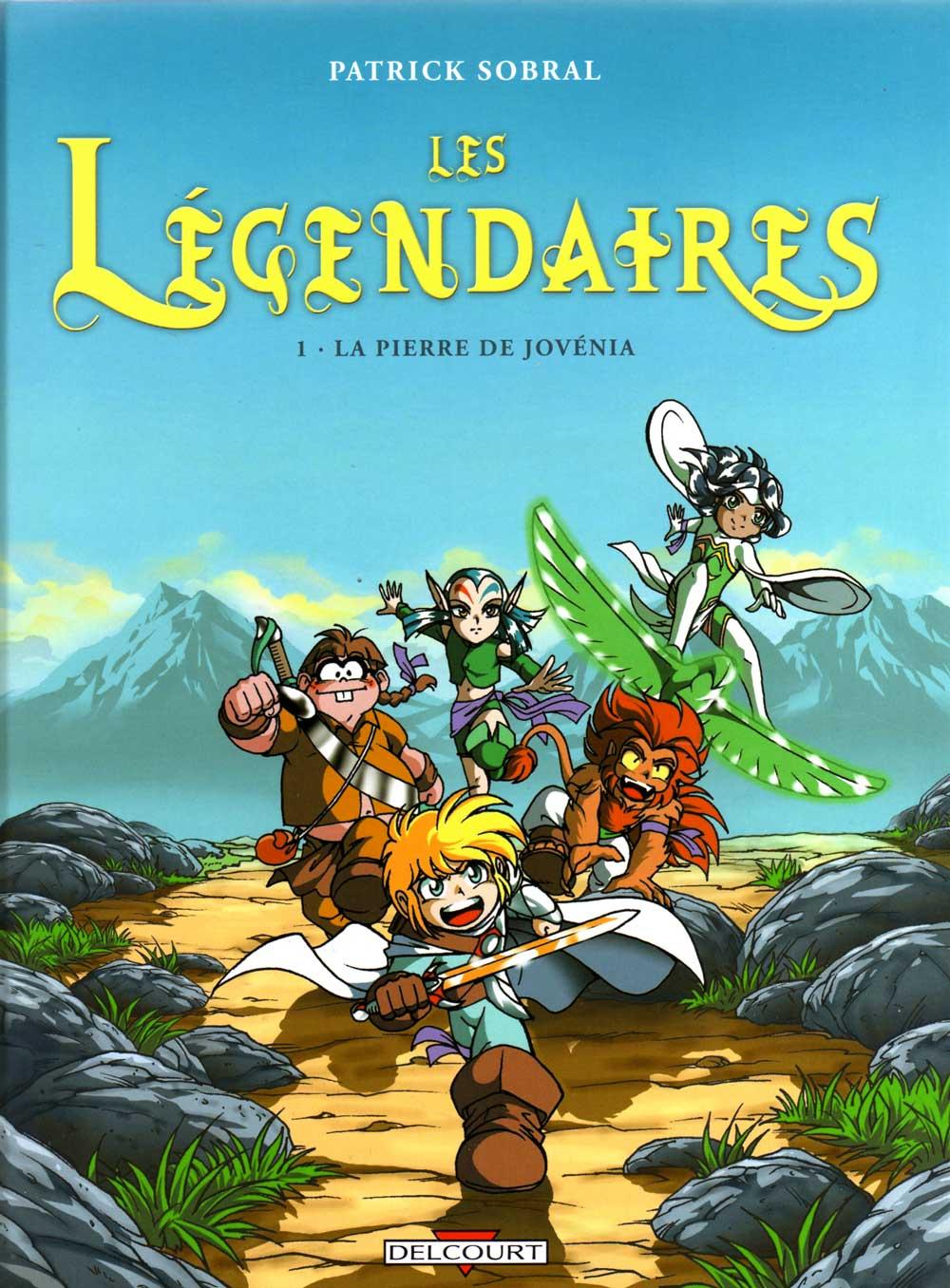 Les Légendaires tome 1
