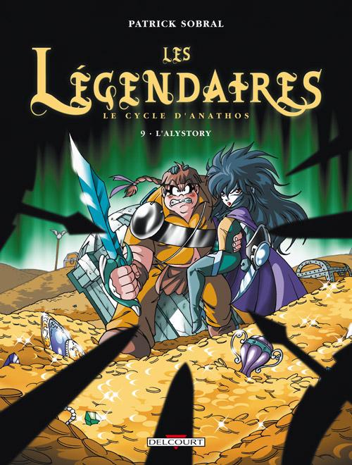 Les Légendaires tome 9
