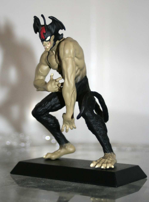 Figurine de Devil Man (Shin-ichiro Natsusaka)